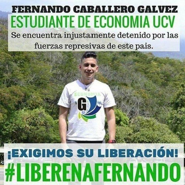 Fernando Caballero Galvez